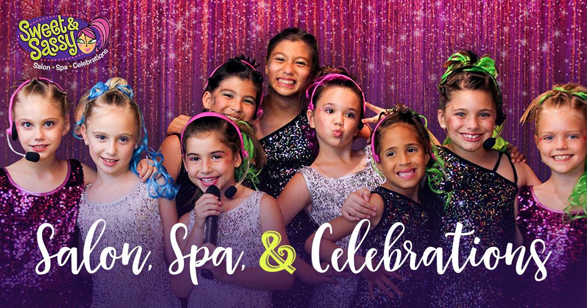 Kid Spa, Salon & Party Place